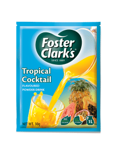 Tropical cocktail flavoured powder drink 45 grams