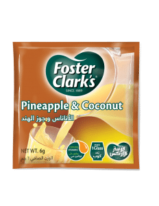 Instant Pineapple and Coconut Drink