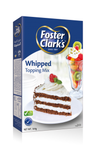 Whipped Topping Mix