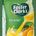Foster Clark's Orange Flavoured Powder Drink 225 grams Packet