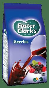 Berries Powdered Drink Big Packet