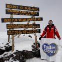 Mount Kilimanjaro challenge